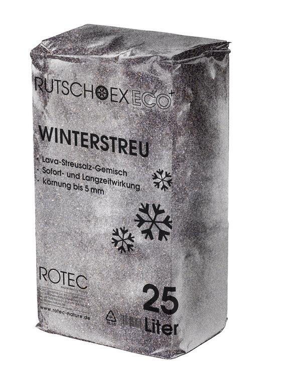 RUTSCH-EX ECO PLUS Winterstreu 25L