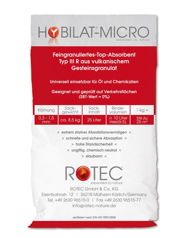 HYBILAT-MICRO 25-Liter-PE Sack