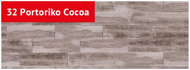 """BisoART Verblendsteine """"Portoriko Cocoa"""""""