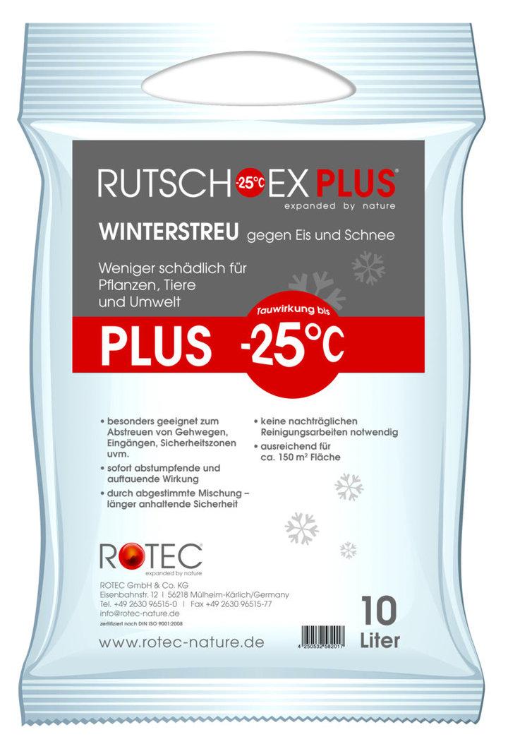 RUTSCH-EX PLUS Winterstreu 10L