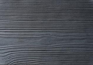 BisoART Lignum-Line Palisade in Holzoptik Grau