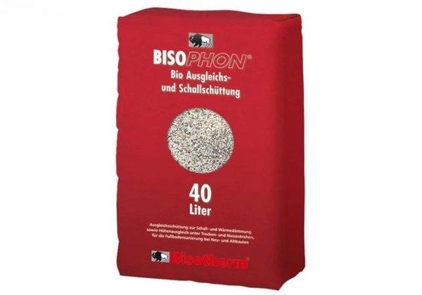 BISOPHON Bio Ausgleichsund Schallschüttung 40 Liter